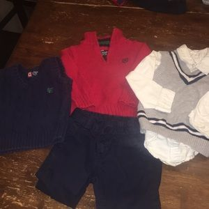 Chaps and carter bundle -(18m/24m)